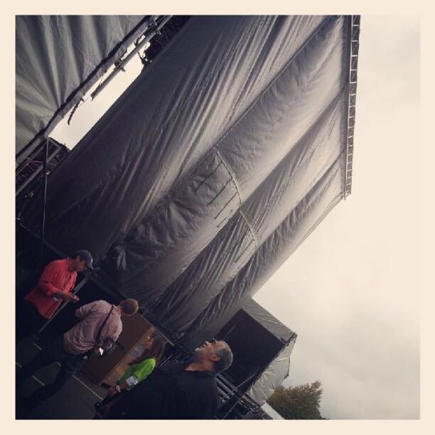Backstage #concert #Microsoft #taiocruz #johnlegend #waltwhitmanmall #longisland