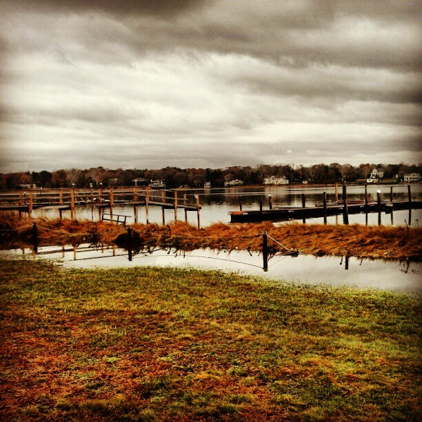 Sandy's aftermath, Hampton Bays #hamptons #longisland #sandy #hurricane