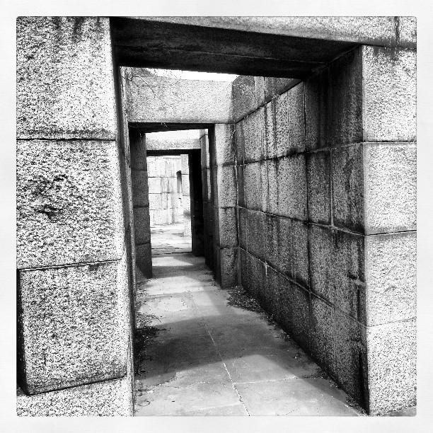 Corridor, Fort Totten #photography #Queens #Bayside #newyork