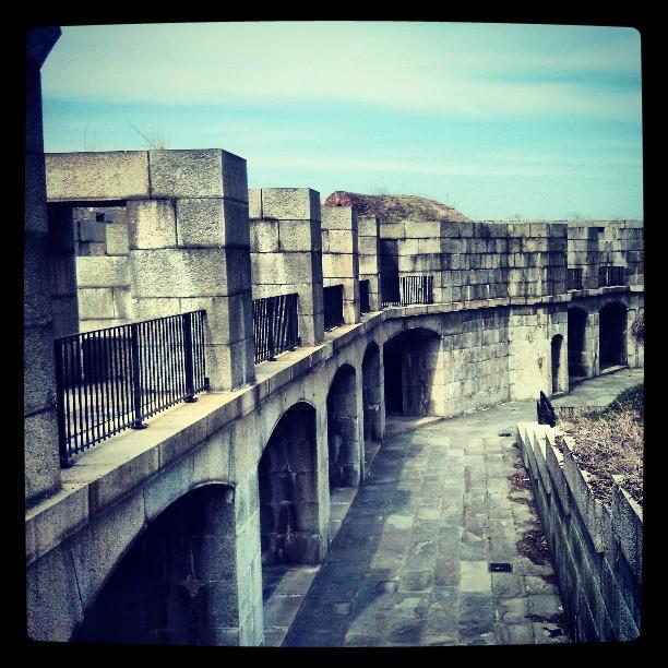 Fort Totten #queens #newyork #photography #historical