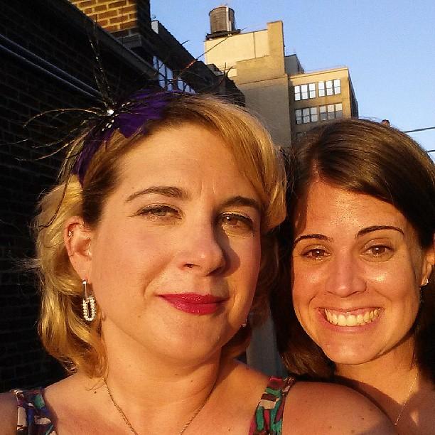 Me & Naomi #newyork #photography #portrait #asmpaspp13