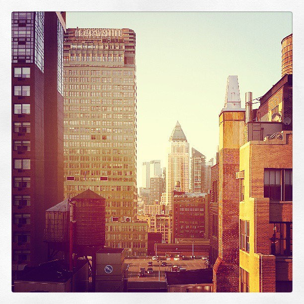 View from.Go Studios #newyork  #photography #asmpaspp13 #cityscape