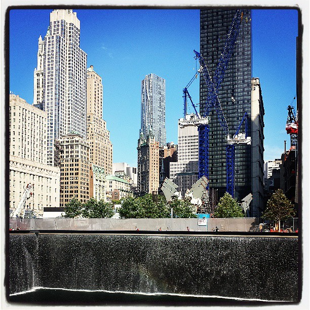 North Pool 2, 9/11 Memorial #newyork #photography #memorial #neverforget