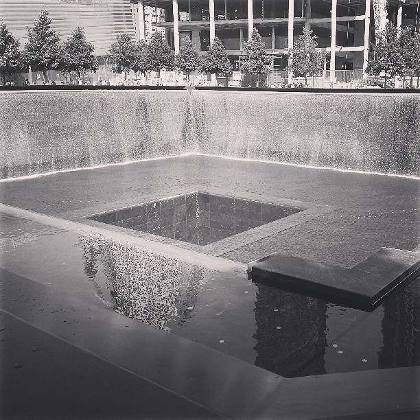 South Pool, 9/11 Memorial #newyork #photography  #memorial #neverforget