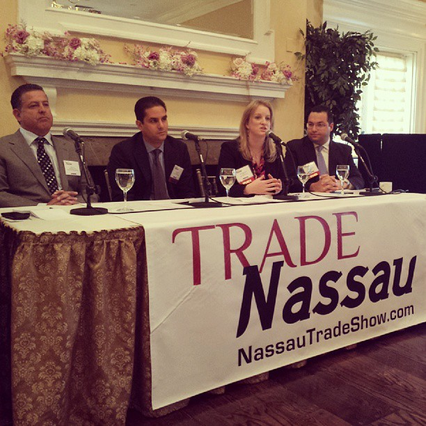 Trade Nassau Business Breakfast Panel Speakers #tradenassau #business #corporate