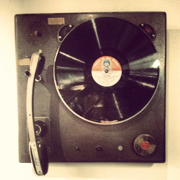 Record Player #tekserve #vinyl #music #retro #cool