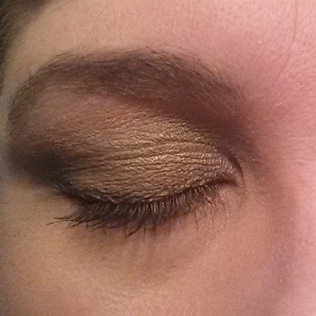 Makeup selfie #eyeshadow #makeup #mua #beauty #pretty #evening