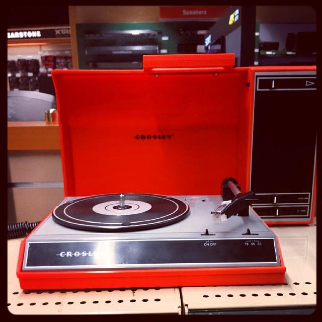 Turntables #record #vinyl #retro