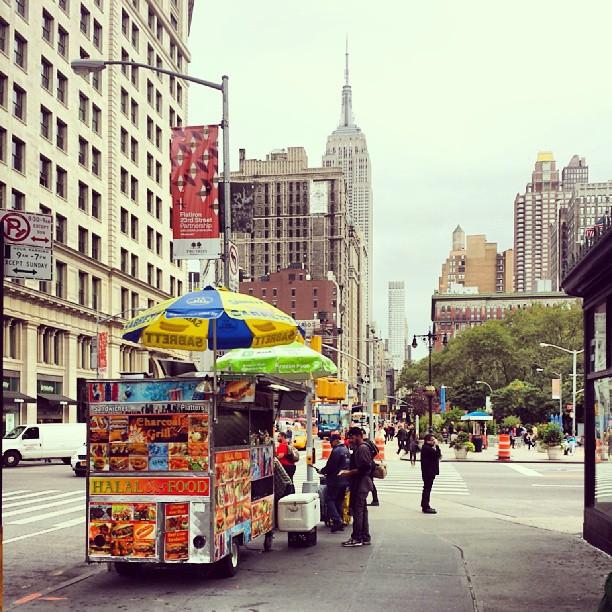 Good Morning New York City #empirestate #landmark #nyc #photography #tourism