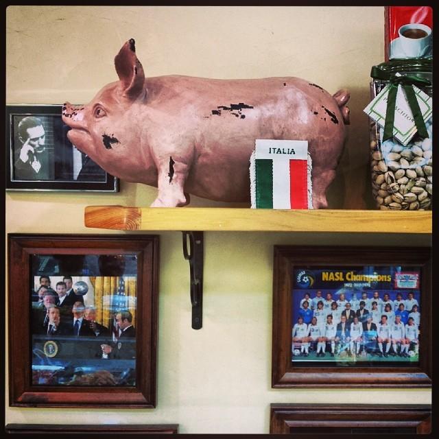 Sicilian Deli #food #deli #italian #italia #soccer #queens #newyork #soccer #obama
