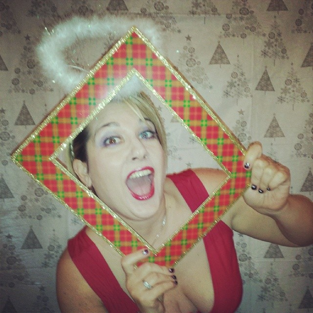 Merry Christmas !!! #silly #fun #party #photobooth #fun