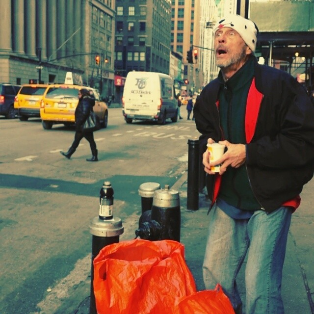 Street Seranade #newyork #crazy #streetlife #dontdodrugskids
