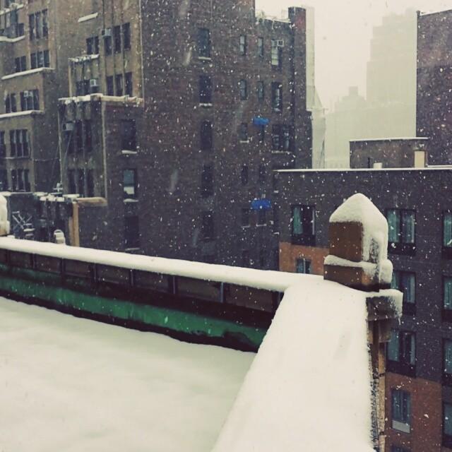 Snow Globe Snow #studio #snow #ice #snowscape #newyork #winter #cold