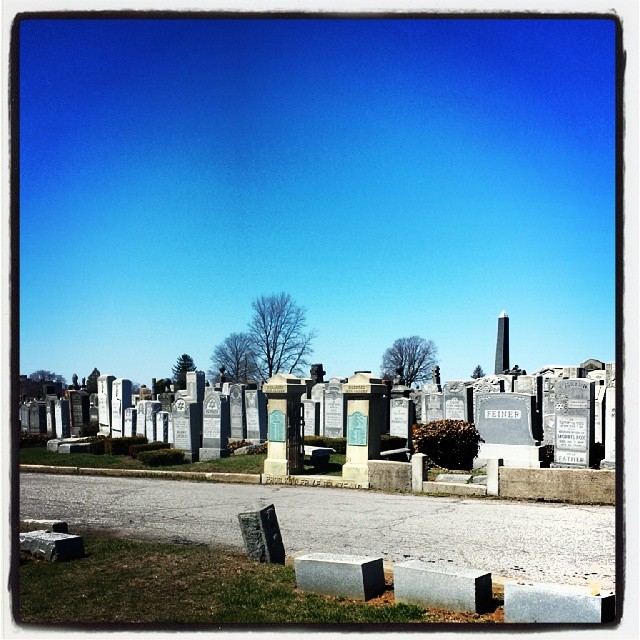 Mount Hebron Cemetery, Flushing New York #queens #newyork #jewish