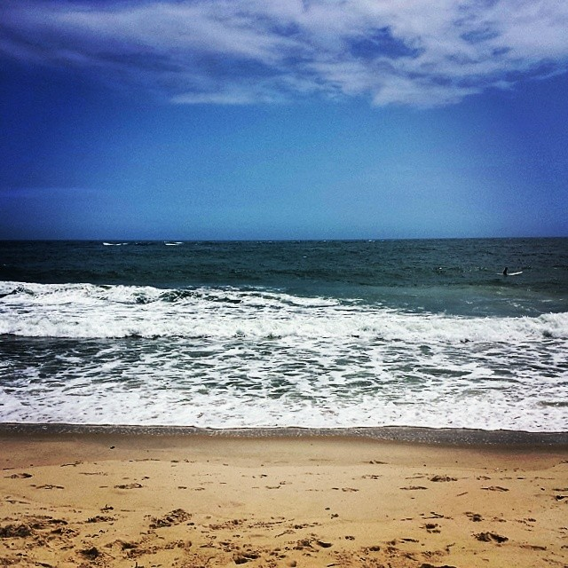 Shinecock Inlet Beach #waves #surf #surfing #surfers  #hamptonbays #longisland #seascape #ocean #beauty