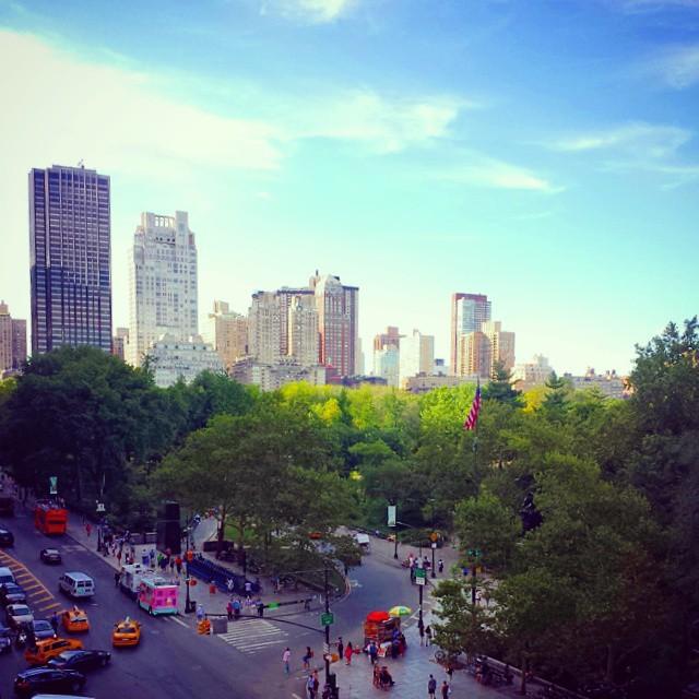 Central Park South #newyorkcity #newyork #centralpark #centralparknyc #vista