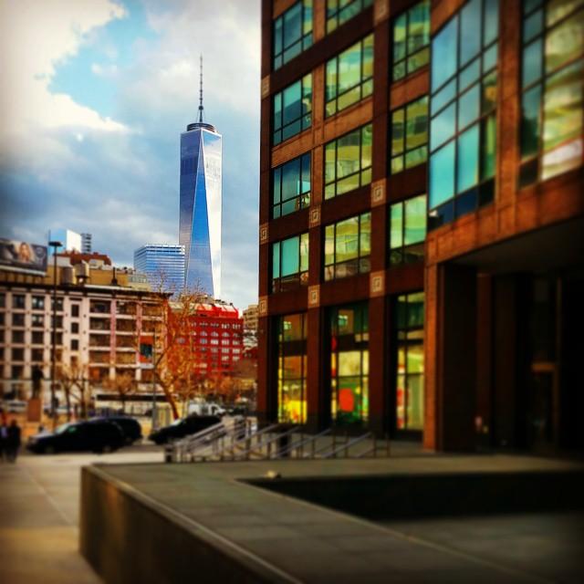 Freedom Tower #nyc #landmark #newyork ##worldtradecenter #architecture