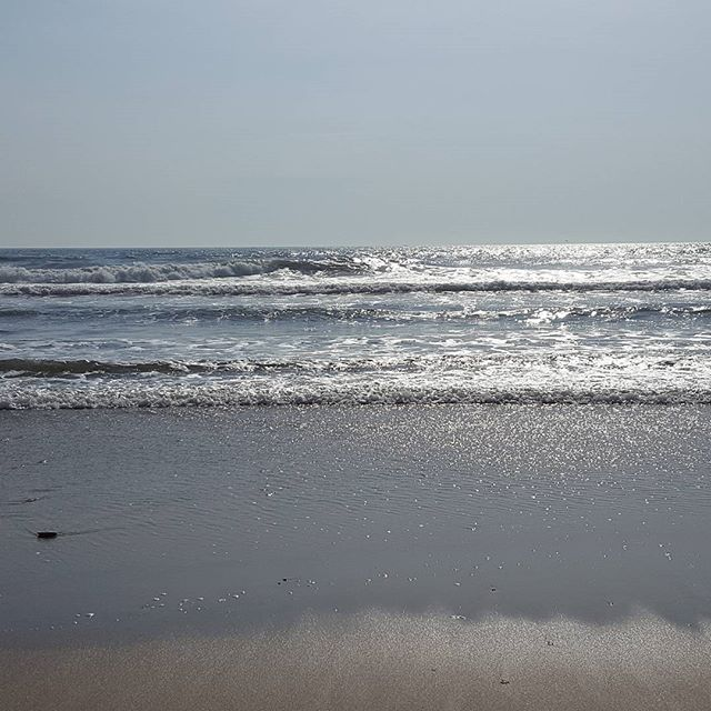 Summer Ain't Over #hamptonbays #hamptons #nofilter #seaside #seascape #perfect #longisland