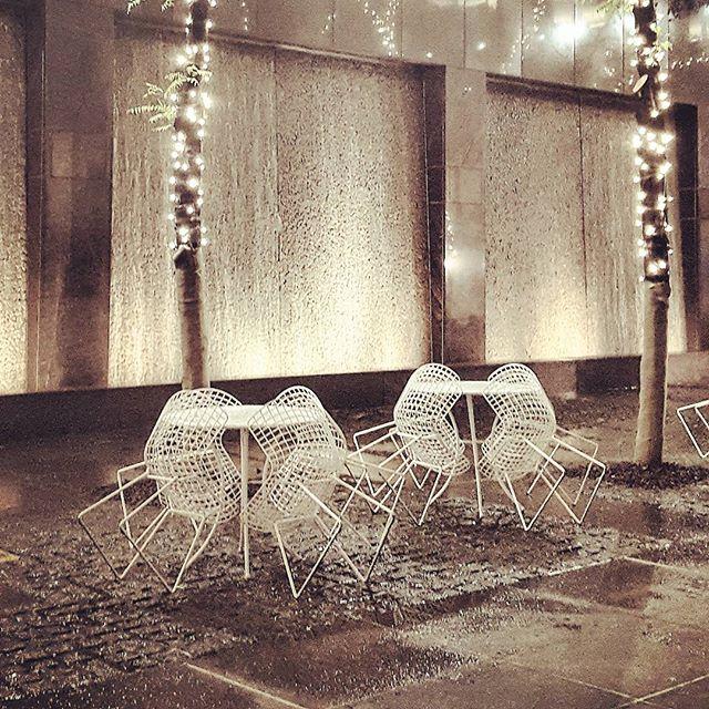 Modernism Near MOMA #modernism #moma #newyorkphotographer #rain #midtown #art #artphotography