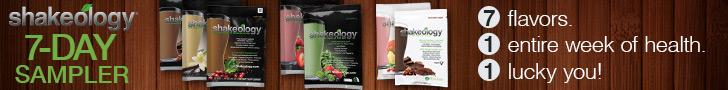 Shakeology 7 Day Sampler