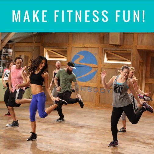 Cardio Dance Fitness Fun