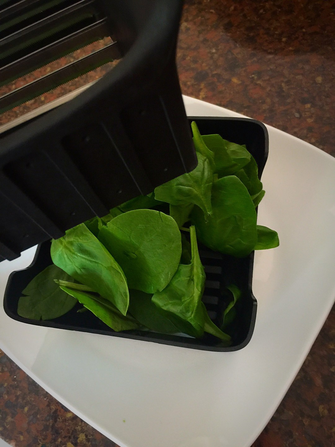 spinach pampered chef salad