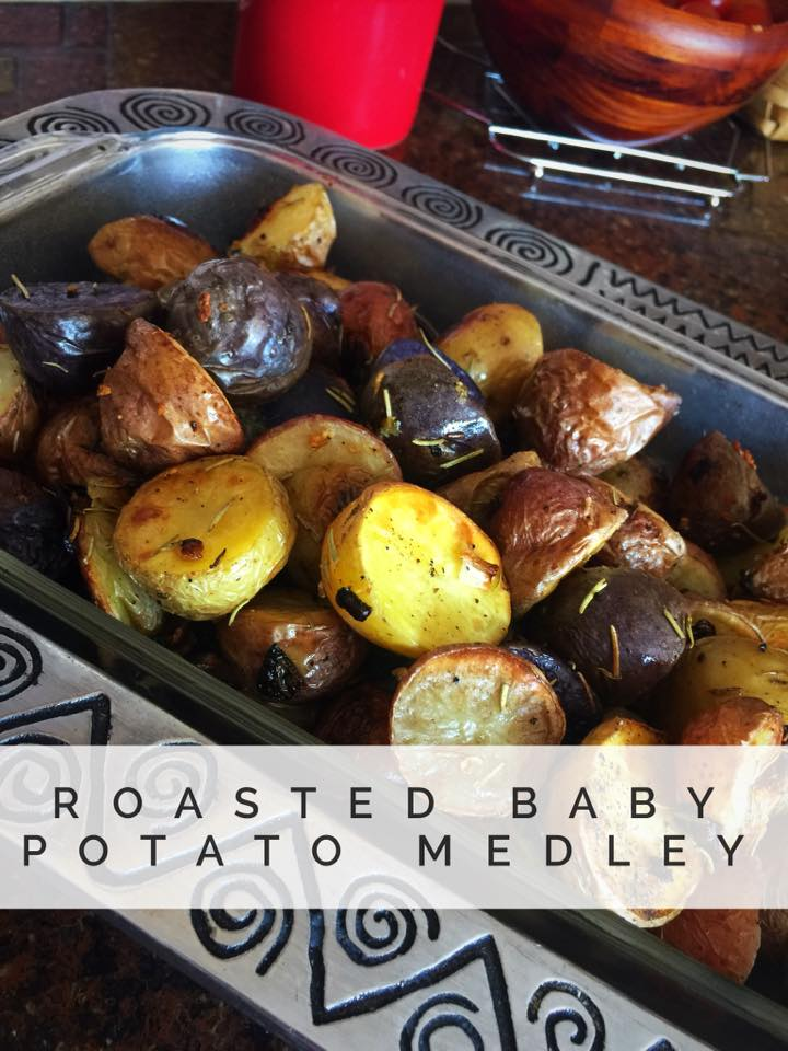 roasted potatoes potato clean eating healthy living