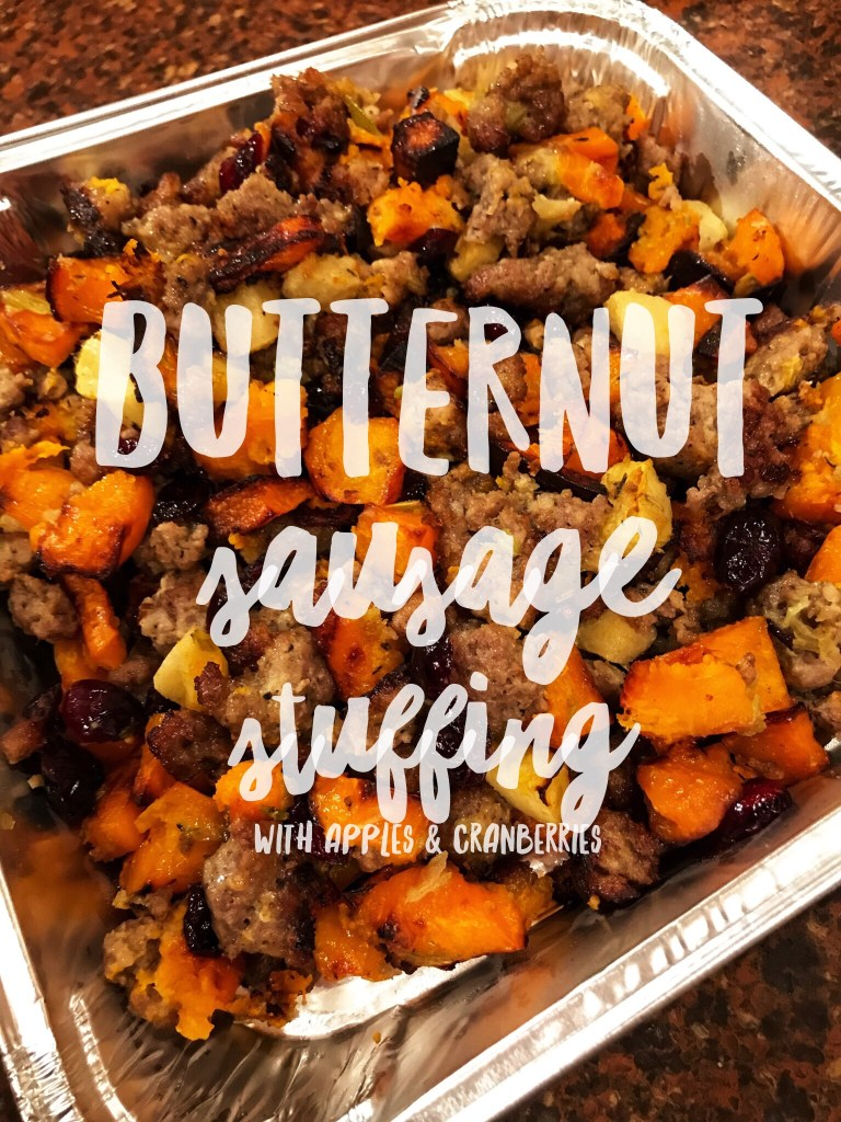 21 day fix, butternut squash, fall squash, sausage stuffing, paleo, whole 30, healthy salad dressing, creamy garlic salad dressing, guilt free salad dressing, clean eating, eat clean, get fit over 40