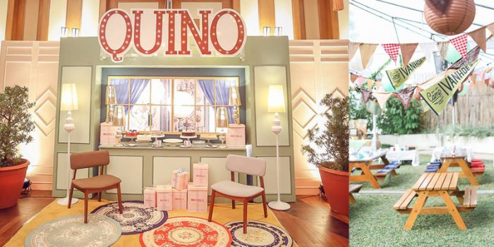 Quino's 1st Birthday: A Tribute To Wes Anderson