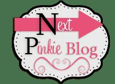 blog hop pinkie, stampinup, michellelast