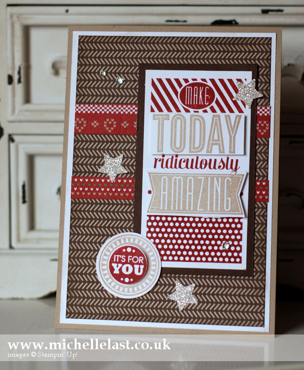 Amazing-Birthday-from Stampin' Up!