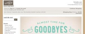 order stampin up supplies via my online shop