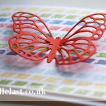 Butterfly Basics using subtles ink