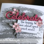 Watercolour Wash background stamp from Stampin' Up!