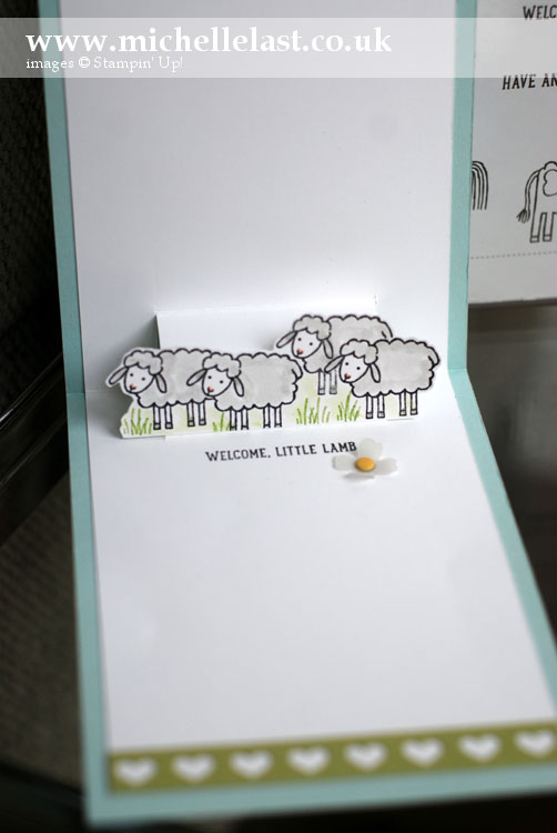 barnyard-Babies from stampin up