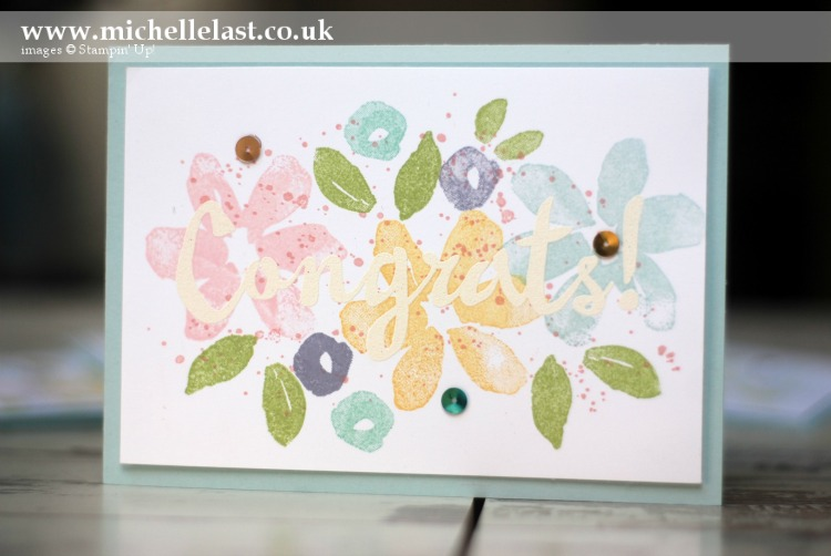 Garden in Bloom by Stampin Up