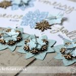 Flurry of Wishes from Stampin Up