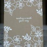 Technique 101 - Heat Embossing using Love & Affection