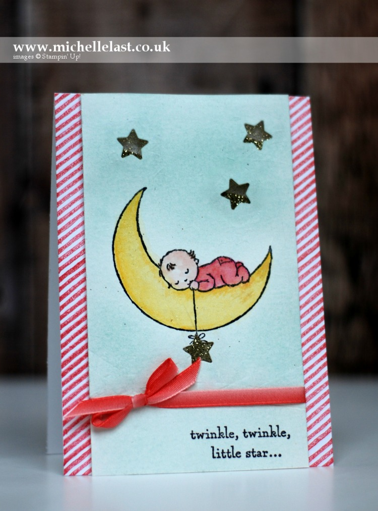 #GDP068 Moon Baby from Stampin Up