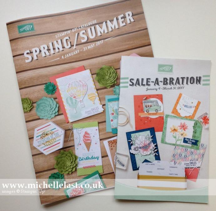 Spring & Summer 20147 & SAB Catalogue cover