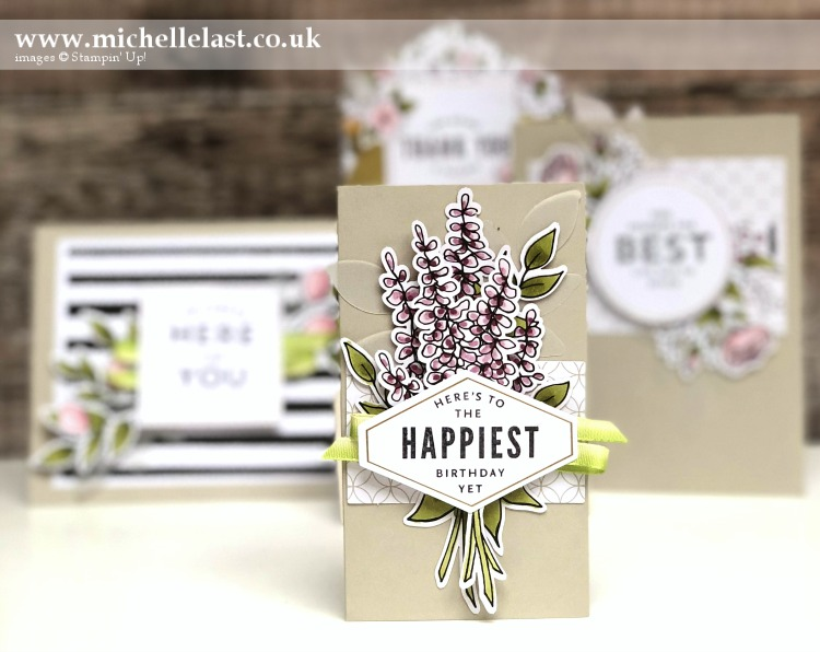 Lots of Happy Card Kit made by Michelle Last
