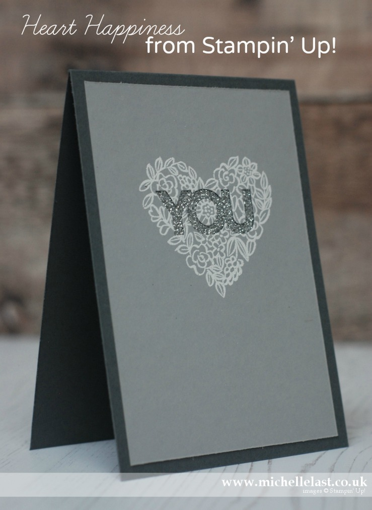 Heart Happiness £15 from Stampin' Up!