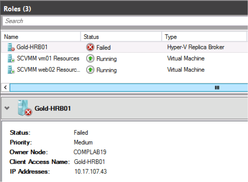 Windows Hyper-V 2012 Replicas: Things aren't always as they