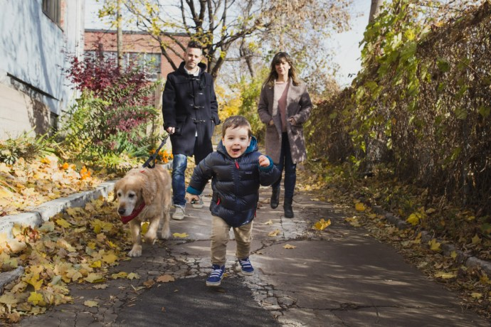 Westmount Family Photographer