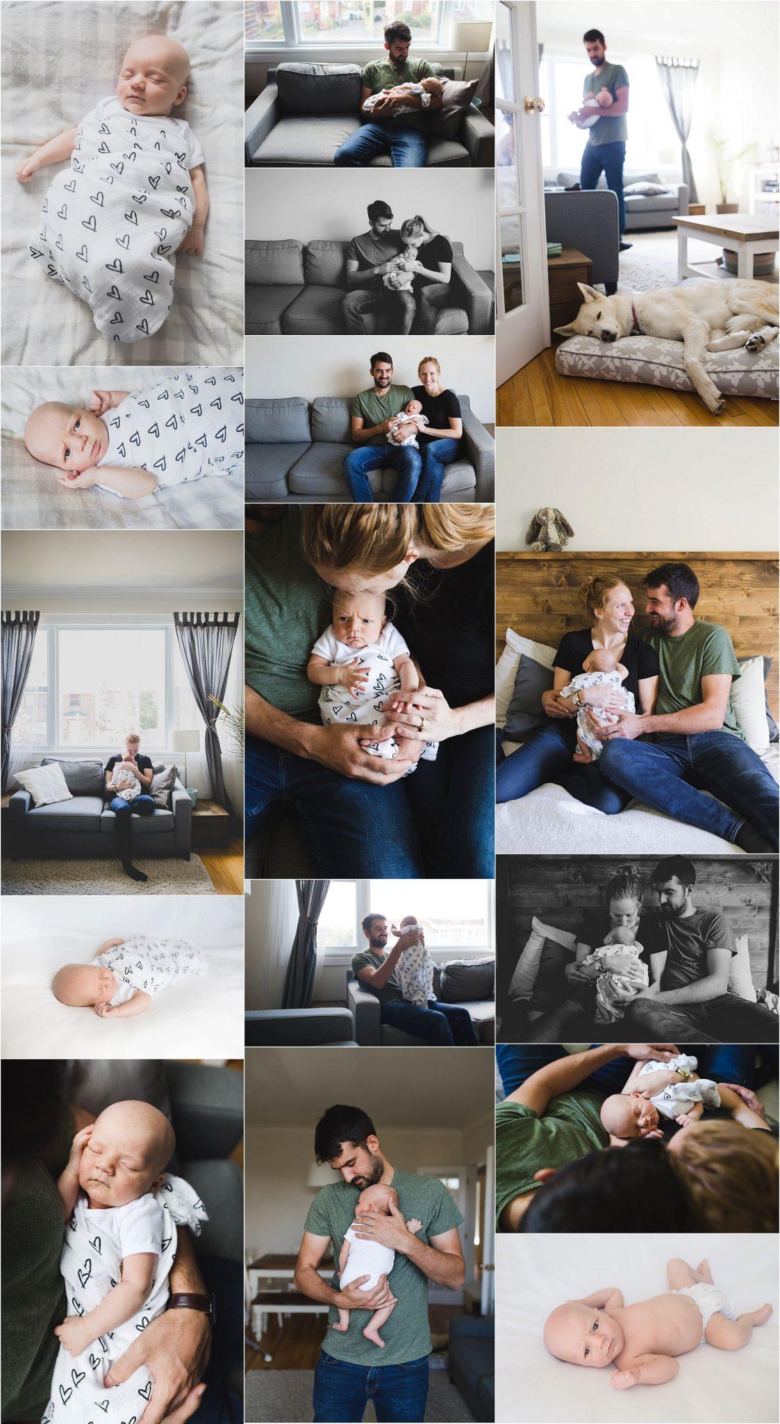 Montreal Newborn Photographer