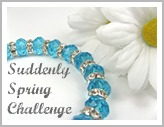 Suddenly Spring Challenge