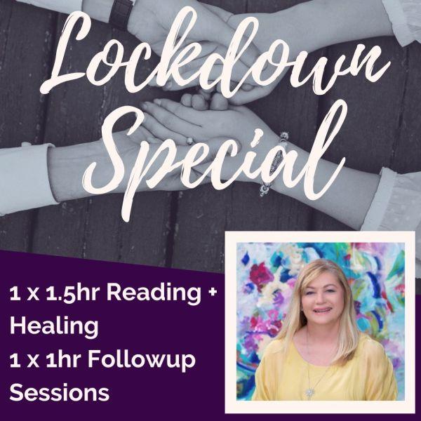 Lockdown Special Reading Healing
