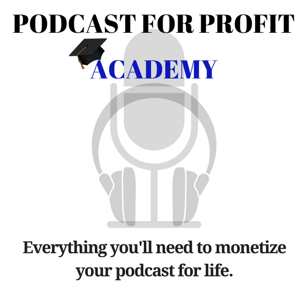 600x600 PODCAST FOR PROFIT ACADEMY