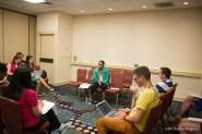 Valerie Kirkland of LiveFitJourney.com discusses how to organize community wellness programs.