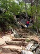 More steps